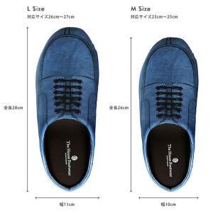 スリッパ ルームシューズ 室内履き メンズ レディース おしゃれ 来客用 オフィス 洗える The House Footwear ザ ハウス フットウェア|tycoon|05