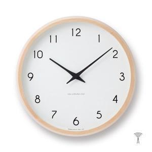 Lemnos レムノス Campagne カンパーニュ 電波時計 掛け時計 (φ294mm) PC10-24W|tycoon