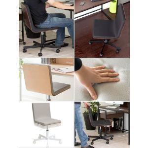 パソコンチェア デスクチェア チェア 椅子 デスクチェアー オフィスチェアー デスクチェアー おしゃれ 人気 カフェ 北欧 インテリア オフィス チェア|tycoon|02