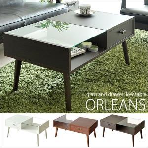 テーブル ローテーブル ガラス リビングテーブル センターテーブル ウッドテーブル 木製テーブル おしゃれ 木 人気 北欧 カフェ ミッドセンチュリー|tycoon