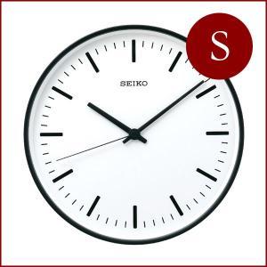 SEIKO セイコー スタンダード アナログクロック (Sサイズ) KX310 電波時計|tycoon