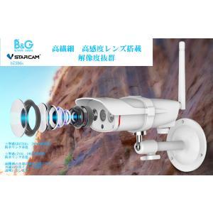遠隔監視カメラ ネットワークカメラ 日本語対応100万画素 防犯カメラ IPカメラ  WiFi無線カメラ セキュリティーカメラ WEBカメラ MicroSDカード録画|tyokusou