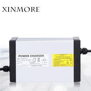 リチウムイオン48V(51.2V)バッテリー急速充電器 AC100V入力 60V 10A 600W出力|typebluejp