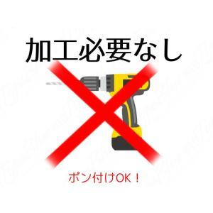 日産フェアレディZ Z32用 H3CスマートLEDキット 2灯1セットTypeBlue 30W 4300K クリームホワイト色【車検対応色】 typebluejp 05