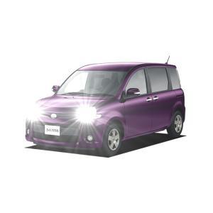 トヨタ NCP80系シエンタ 専用設計 TypeBlue Smart LEDキット30W HIR2 6000K 【永年保証】|typebluejp