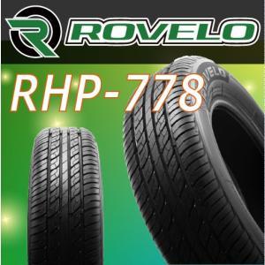 サマータイヤ ROVELO RHP-778 185/55R15 82H