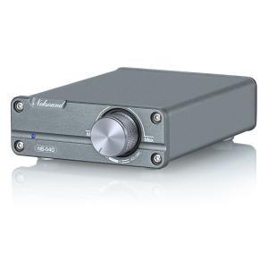 【新登場!】 Douk Audio Mini デジタル パワーアンプ HiFi TPA3116 ステ...