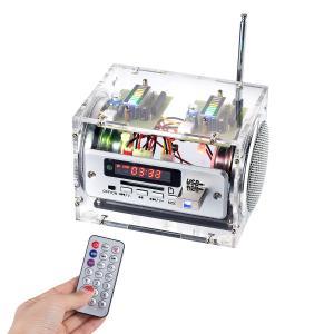 多機能 5W * 2ステレオデジタルアンプチップ 内蔵のステレオスピーカー ポータブル充電バッテリ内...