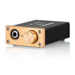 Douk Audio U3 Mini クラスA ヘッドフォンアンプ HiFi デスクトップホームステ...