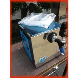 氷冷式 ビールサーバー 未使用 電源不要 ニットク CP-2 屋台 出店 キリン 卓上型 中古厨房 厨房機器 i646|tyubo110