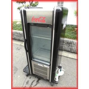 レア物 コカ・コーラ Frigoglass 冷蔵ショーケース Mini Retro スイング扉 65L 464×459×1026mm 厨房用品|tyubo110