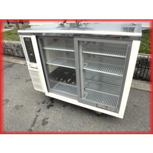 ホシザキ 業務用テーブル形冷蔵ショーケース RTS-100STB スライド扉 1000×450mm 厨房機器 店舗|tyubo110