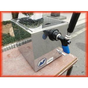 氷冷式 ビールサーバー 電源不要 ニットク BS-5 屋台 出店 アサヒ 卓上型 中古厨房 厨房機器 i(2)|tyubo110