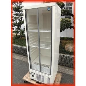 冷蔵ショーケース 中古 美品 スライド扉 136L ホシザキ 省スペース  SSB-48CT2  485×450×1410mm 2018年製 ビール冷蔵 厨房機器|tyubo110