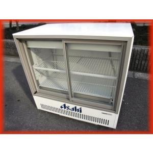 冷蔵ショーケース 中古 スライド扉 76L サンヨー SMR-U44 780×450×800mm アンダーカウンター ビール冷蔵 厨房機器 大阪発|tyubo110