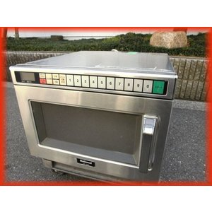 電子レンジ 業務用 中古 コンビニ 飲食店 レストラン NE-1900 単相200V ナショナル 卓上型 厨房機器 i|tyubo110