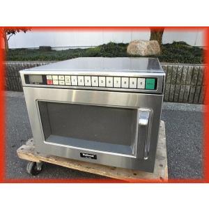 電子レンジ 業務用 中古 コンビニ 飲食店 レストラン NE-1900 単相200V ナショナル 卓上型 厨房機器(2) i|tyubo110