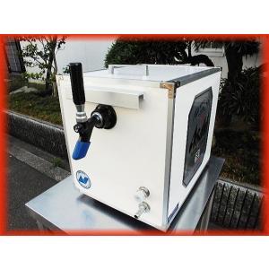 氷冷式 ビールサーバー 未使用 電源不要 ニットク BS-10 屋台 キャンプ 出店 アサヒ 厨房機器 i|tyubo110