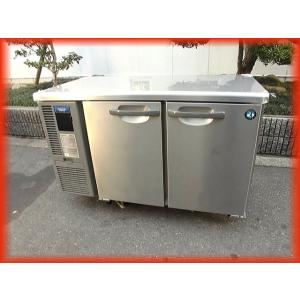 冷蔵庫 業務用 中古 ホシザキ テーブル型 2ドア 台下冷蔵庫 1200×600mm 240L RT-120SNF-E コールドテーブル 2016年製 厨房器機 b|tyubo110