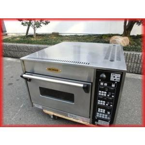オーブン 中古 ミックベーカー ガス式 業務用 WGE-11T LPガス ワールド精機 2007年製 厨房機器 i|tyubo110