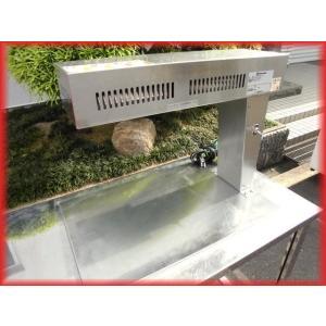 フードウォーマー 中古 電気 ヒートランプウォーマー ニチワ HLW-500B 卓上型 温蔵 厨房機器 i|tyubo110