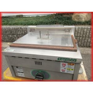 餃子焼器  中古 業務用 餃子グリラー タニコー TCZ-5045G 都市ガス 500×450mm  卓上型 厨房器機 i|tyubo110