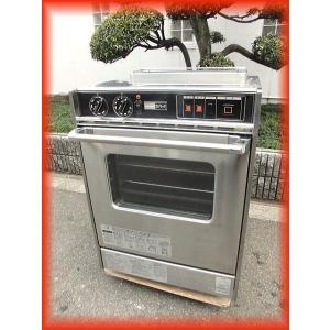 オーブン 中古  ガス高速オーブン 業務用コンベック LPガス 100V  RCK-20AS2 リンナイ 卓上型 屋台 移動販売 厨房機器 i|tyubo110