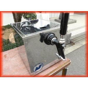 氷冷式 ビールサーバー 電源不要 ニットク BS-5 屋台 出店 アサヒ 卓上型 中古厨房 厨房機器...