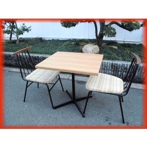 業務用 イス テーブル 5セット (テーブル×5 イス×10)カフェ 椅子 店舗用品 美品 ご家庭でも 引取り歓迎 大阪発 (2)|tyubo110