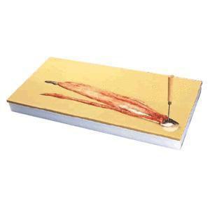 鮮魚専用 プラスチックまな板 2号(600×300mm) ※芯入りまな板 tyubou-byonho