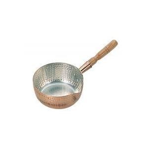 銅製 雪平鍋 15cm|tyubou-byonho