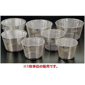 弁慶 18-8ステンレス パンチング深型ざる 45cm 品番:HF-P-45|tyubou-byonho