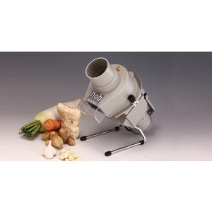 ◆自転公転式のおろし板は目詰まりすることなく食材全体を均一におろし、手おろしの様な食感を生み出します...
