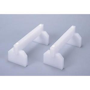 プラスチックまな板用脚(2ヶ1組) 50cm tyubou-byonho