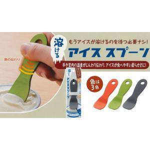 ★日本製★ 溶けるアイススプーン|tyubou-byonho
