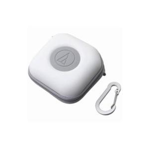 オーディオテクニカ ヘッドホンキャリングケース(ホワイト)audio-technica AT-HPP...