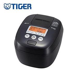 タイガー 圧力IH炊飯ジャー(5.5合炊き) ブラックTIGER 炊きたて JPC-B100-K