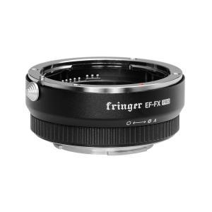 Fringer FR-FX1 マウントアダプター レンズ側:キヤノンEF ボディ側:フジフイルムX