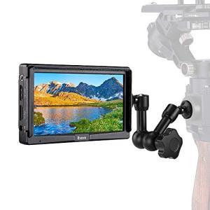 Eyoyo E5 5インチ フィールドモニター デジタル一眼レフカメラ用 IPSモニター 1920x1080 170°広角 HDMI 4K入 tywith2