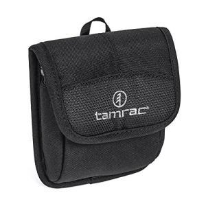 国内正規品 tamrac カメラベルトアクセサリー Arc コンパクトフィルターケース 77mmフィルター3枚収納 MOLLE対応 T035 tywith2