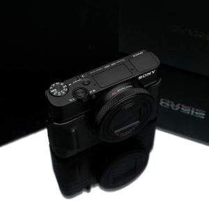 GARIZ SONY RX100 VI (DSC-RX100M6) 用 本革カメラケース HG-RX...