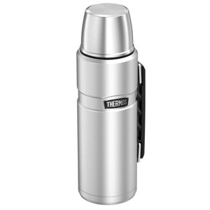 Thermos USA版 Stainless King ボトル 40-Ounce 約1.2リットル ...