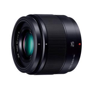 パナソニック 単焦点レンズ マイクロフォーサーズ用 ルミックス G 25mm/ F1.7 ASPH....