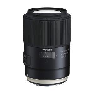 TAMRON 単焦点マクロレンズ SP90mm F2.8 Di MACRO 1:1 VC USD キ...