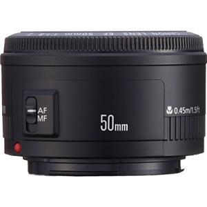 Canon 単焦点レンズ EF50mm F1.8 II フルサイズ対応