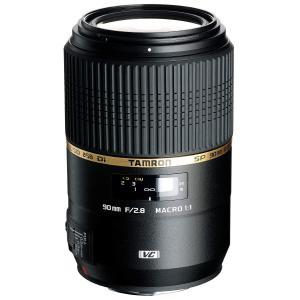 TAMRON 単焦点マクロレンズ SP 90mm F2.8 Di MACRO 1:1 VC USD ...