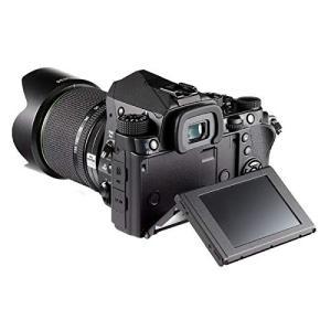 ペンタックス デジタル一眼レフカメラ「PENTAX KP」18-135WRレンズキット(ブラック) ...