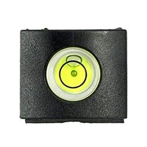 NinoLite ホット シュー カバー 水準器付き Canon Nikon Panasonic Olympus 等 カメラ用アクセサリー|tywith2