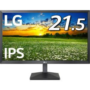 LG モニター ディスプレイ 22MK430H-B 21.5インチ/フルHD/IPS 非光沢/HDM...