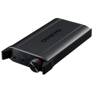 ONKYO DAC-HA200 ポータブルヘッドホンアンプ ハイレゾ対応 ブラック DAC-HA20...